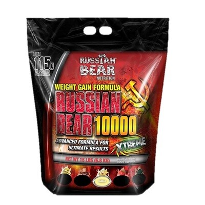 Russian Bear 10000 Weight Gainer