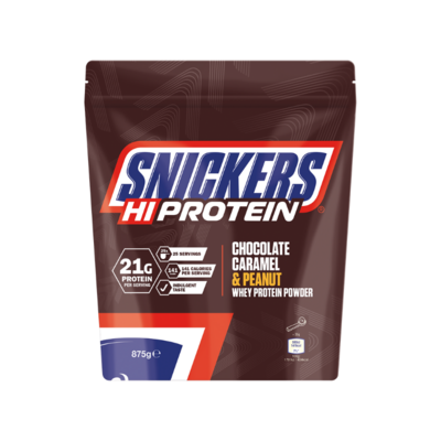 Snickers Hi Whey Protein