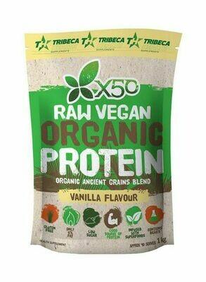 X50 Organic Protein