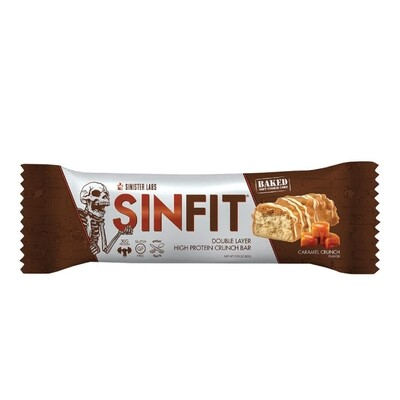 Sinister Labs - SinFit Protein Bar