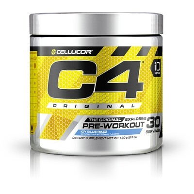 Cellucor iD Series - C4 Original - 30 Servings