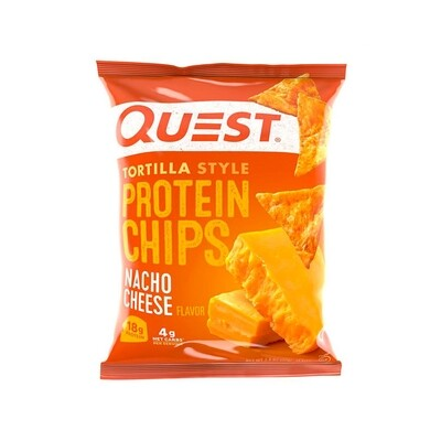 Quest Nutrition - Tortilla Style Protein Chips - 32 Grams