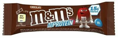 M&M's Hi-Protein Bar - Chocolate