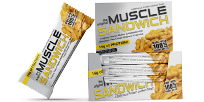 The Original Muscle Sandwich