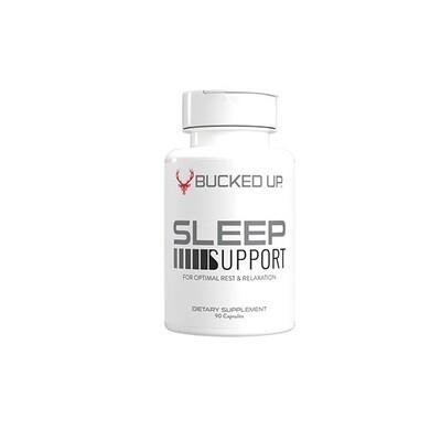 BUCKED UP Sleep Support