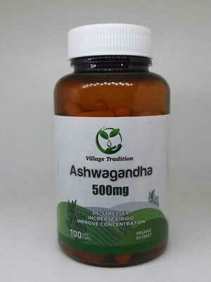 Village Tradition Ashwagandha 500mg