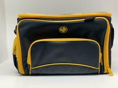 SHADOW GYM BAG Yellow & Black