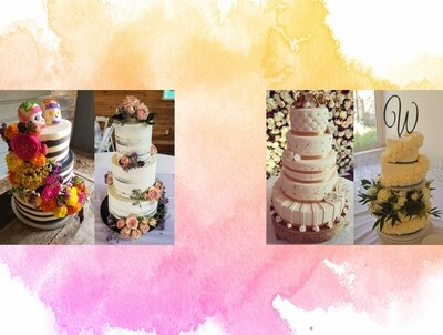 Wedding Cupcake Sampler