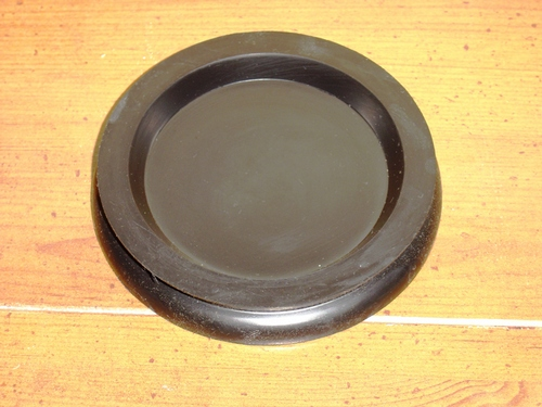 Large Piano Castor Cups for Grand Pianos