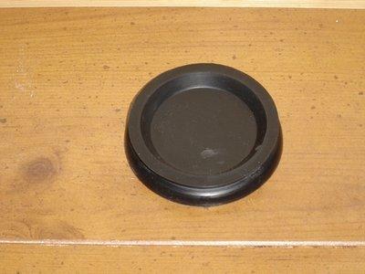 Medium Rubber Castor Cups