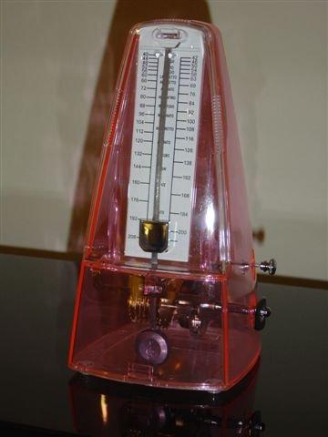 Pink Metronome
