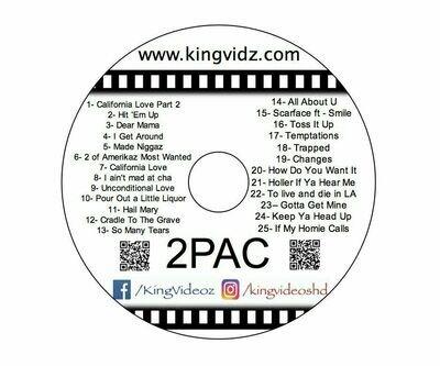 2Pac DVD