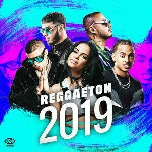 2019 - Reggaeton vol 31 Digital Download