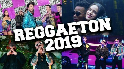 2019 - Reggaeton vol 32 Digital Download