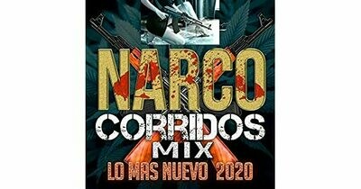 2020 Corridos Vol 25 Digital Download