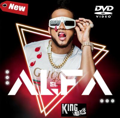 El ALFA el JEFE DVD