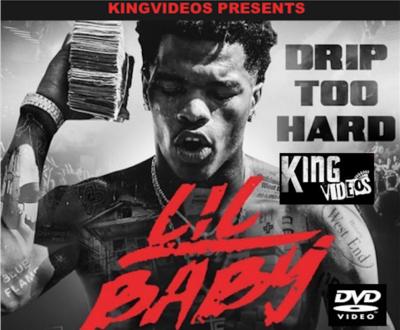 LIL BABY DVD - 36 MUSIC VIDEOS