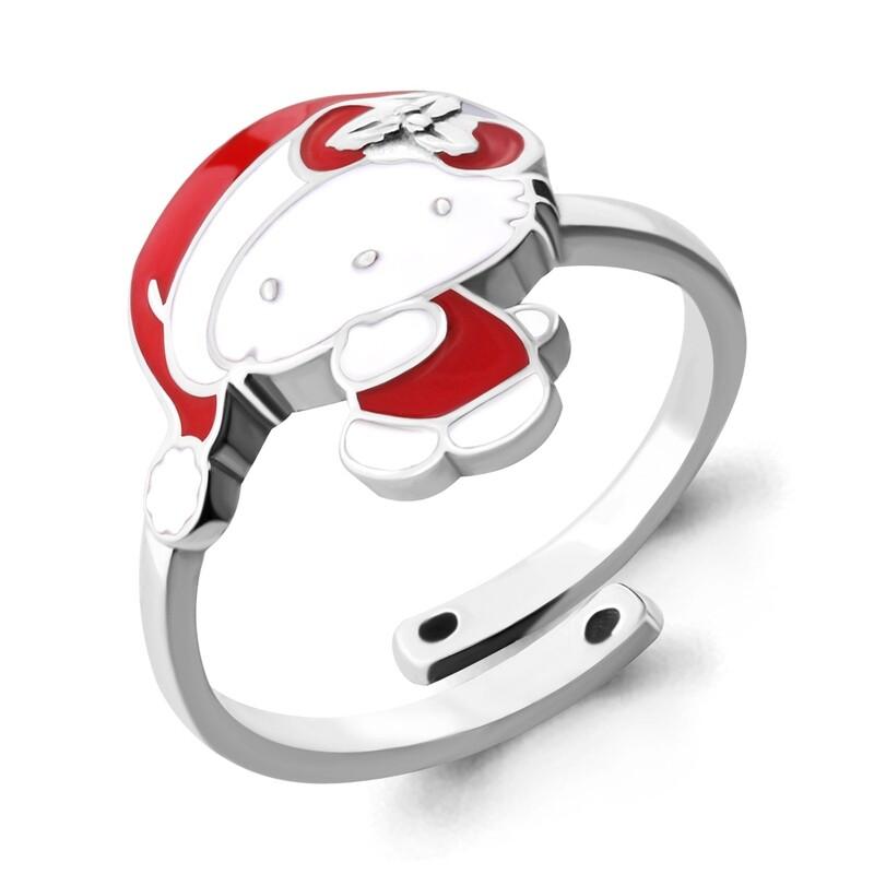 Кольцо 54638 серебро 925 Hello Kitty