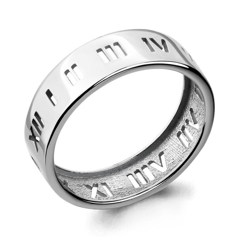 Кольцо 54676.5 серебро 925