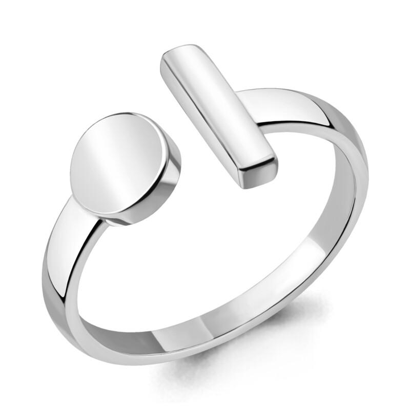 Кольцо 54768.5 серебро 925