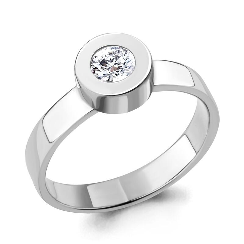 Кольцо  68481  серебро 925