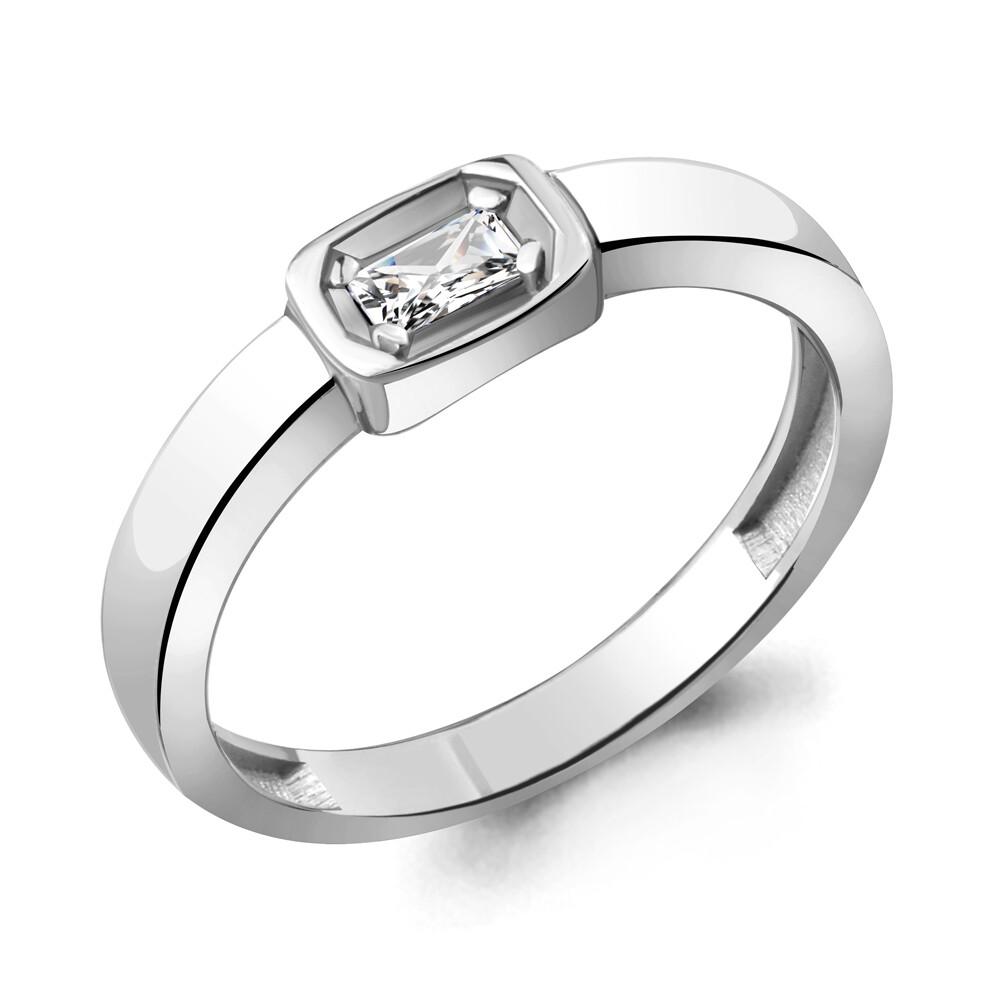Кольцо 68671 серебро 925