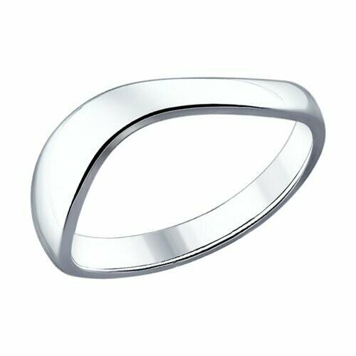 Кольцо 94011890 серебро 925