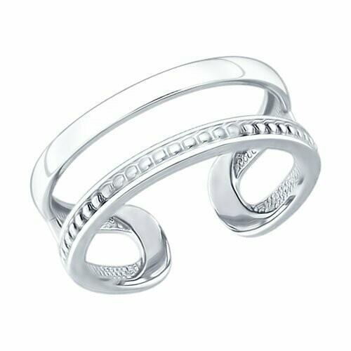 Кольцо 94012166 серебро 925