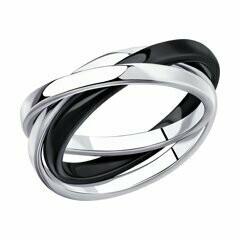 Кольцо 94014579 серебро 925