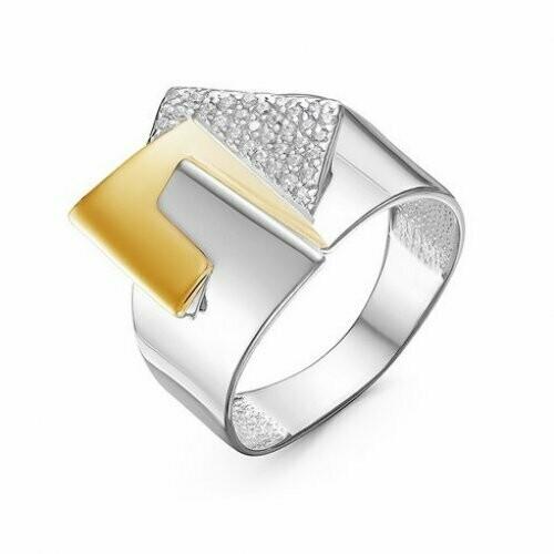 Кольцо с117385чз Серебро 925