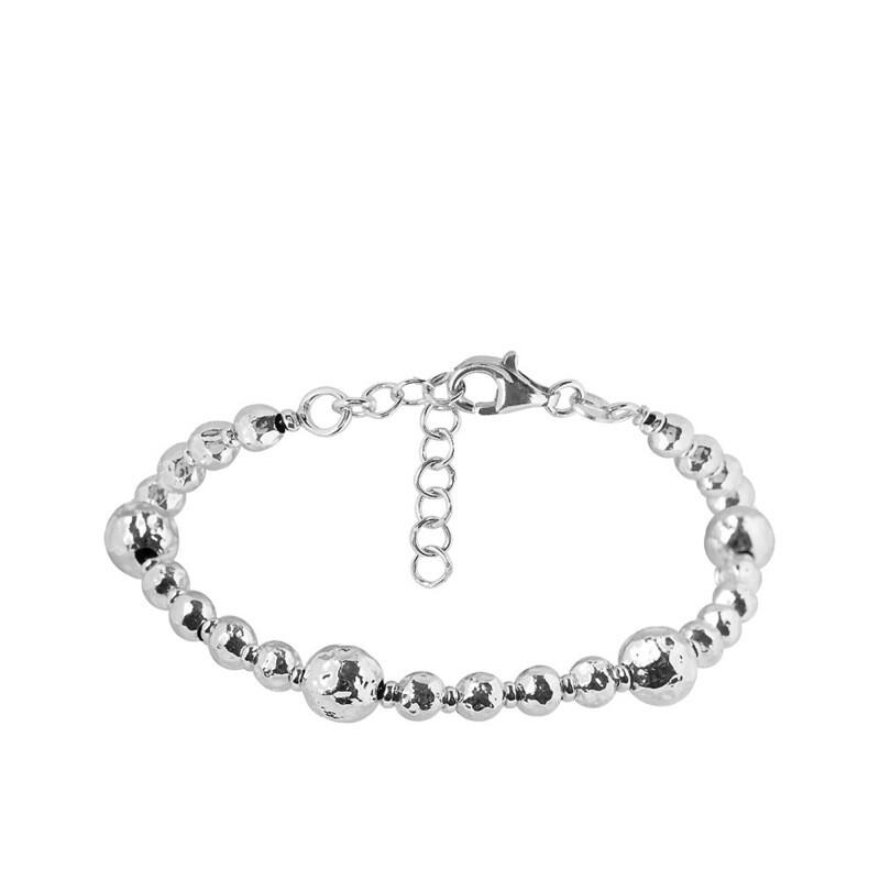 Браслет XBR03160-Rd серебро 925