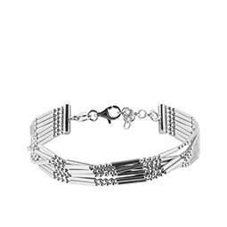 Браслет XBR04416-Rd серебро 925