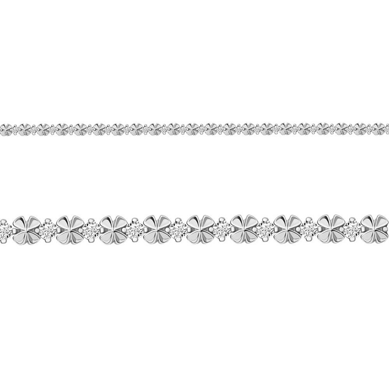 Браслет 74191А серебро 925