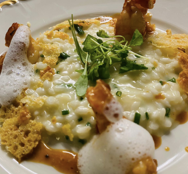 RIESLING RISOTTO