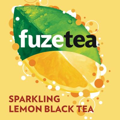 Fles Fuze Tea Sparkling