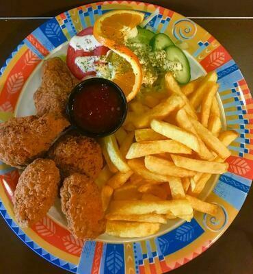 Menu Chickenwings