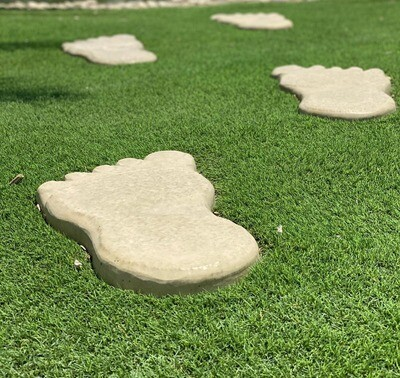 Footprints 2 pcs/set