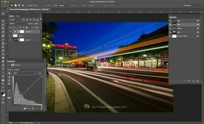 Photoshop Mini-Sessions: Basics & Workflow