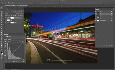Photoshop Mini-Sessions- Controlling Color: Hue/Saturation, Curves