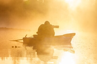 Special Guest Series- Photographing from a Kayak: A Different Perspective with Lewis Kemper
