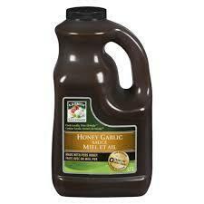Honey & Garlic Sauce 3.7Lt