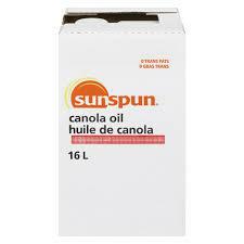 Canola Oil 16Lt