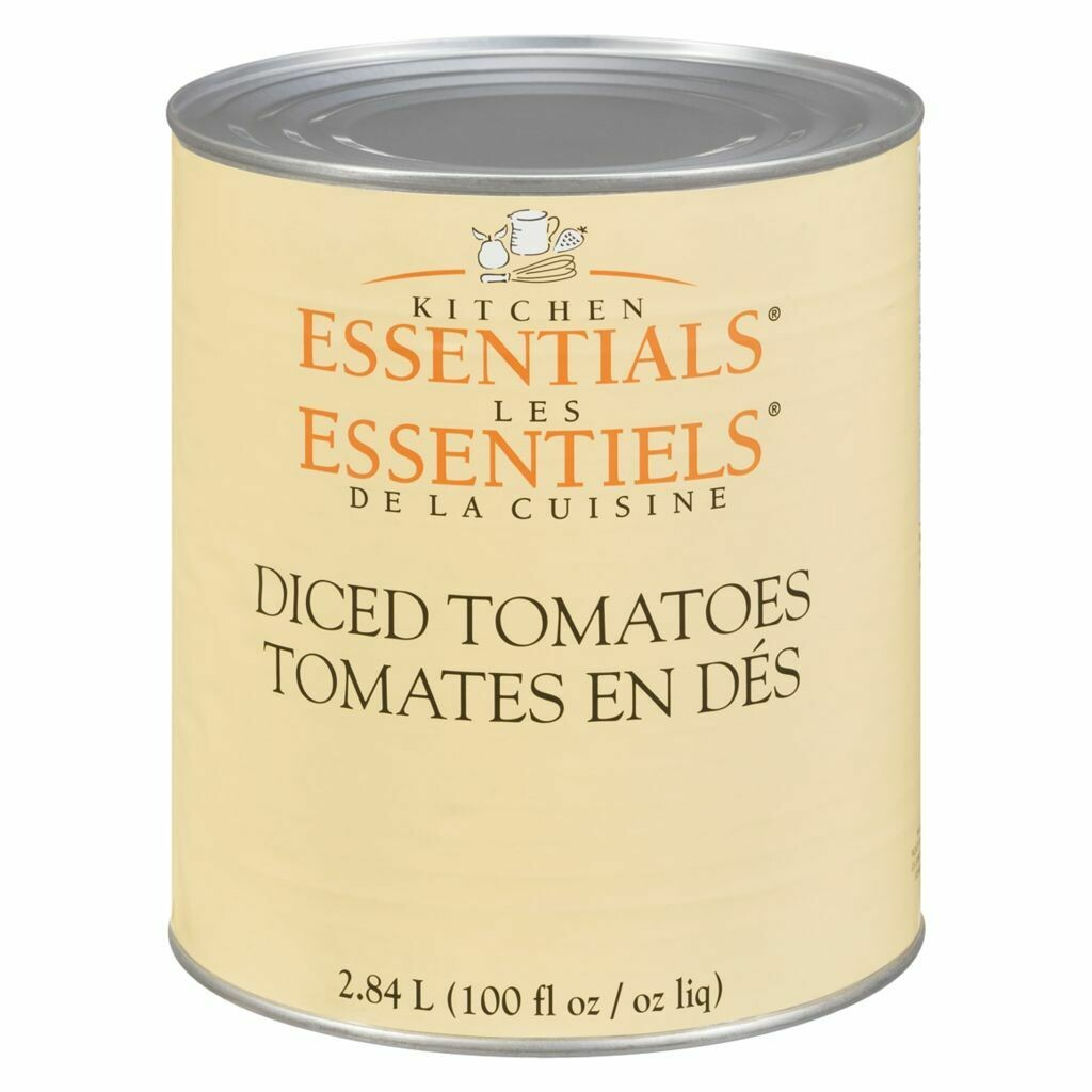 Diced Tomatoes  2.84Lt