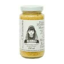 Horseradish Mustard 250ml