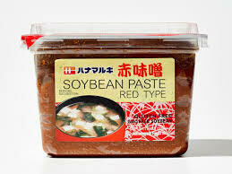 Red Soybean Paste 500gr