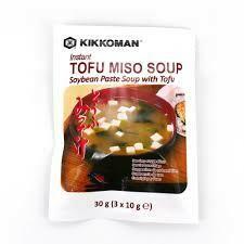 Tofu Miso Soup  30gr
