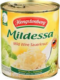 Sauerkraut Mildessa 796gr