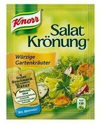Salad Kron Gartenkraut W.5p