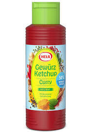 Curry Ketchup 300ml