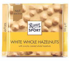 White Whole Hazelnut 100gr